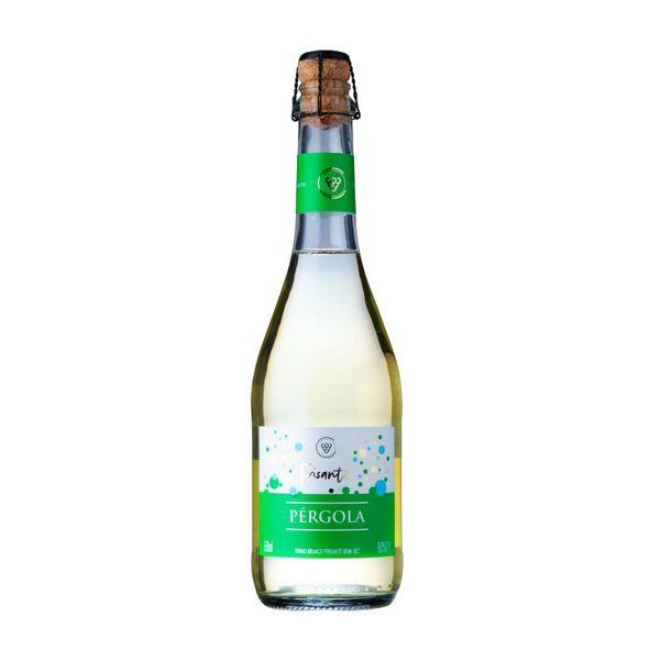 Vinho Branco Fino Demi Sec Frisante Pérgola 650ml
