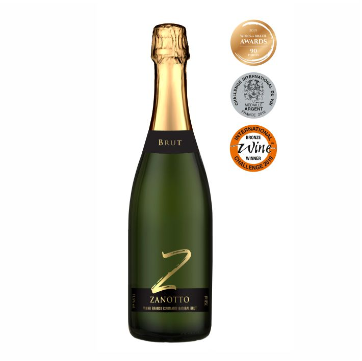 Espumante Brut Zanotto - 750 ml
