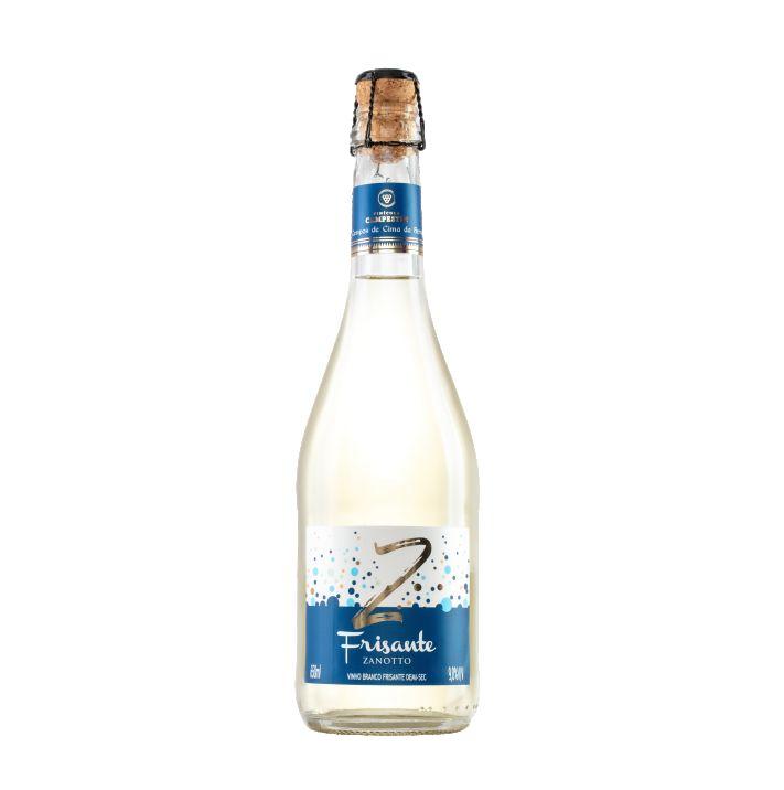 Vinho Fino Branco Demi Sec Frisante Zanotto - 650 ml