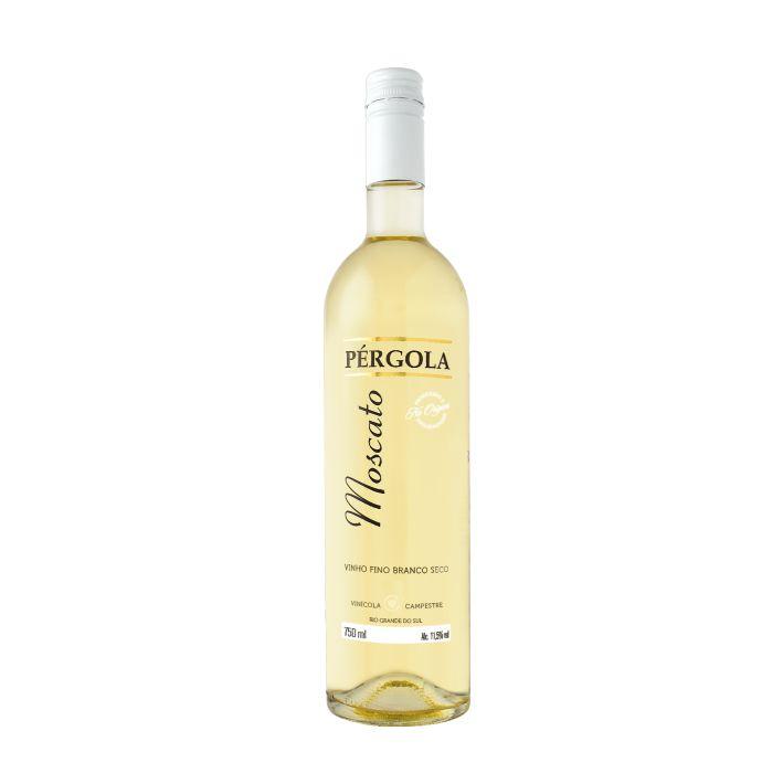 Vinho Branco Seco Moscato